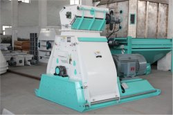 Hammer Mill In Factory