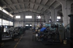 workshop for spare parts