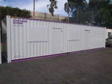 40ft Modified Container House for Australia