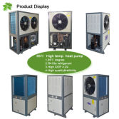 85c High Temp.Air Source Heat Pump