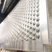 Punched Aluminum Sheet