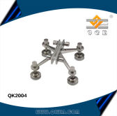Stainless steel glass accessories spider fitting