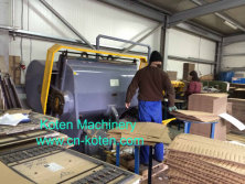 Koten Machines in Romania Factory