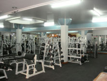 One Of Professional Fitness Center From Philippines-3