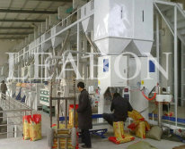 automatic pellets packing line