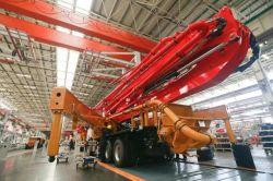 Sany Heavy Industry Net Profit Soars by 932.6%