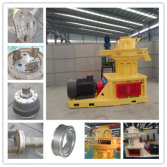 work shop for pellet mill assembly