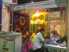 Dubai amusement equipment exhibition