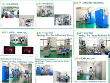CAPACITOR PRODUCTION LINE