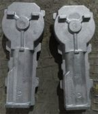 Iron casting workpiece
