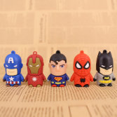 "league of legends ""LOL"" super hero USB flash drives"