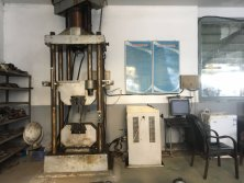 tensile test machinery