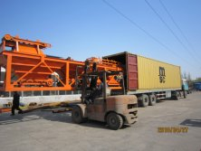 Batching machine exporting to UAE
