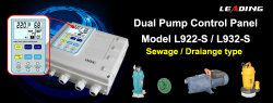 LEADING Intelligent Pump Controller Feature: Turn off and turn on the Protection function