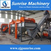 Plastic Recycling Machine Workshop 2