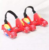 4 wheel PU flashing rollers