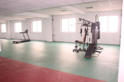 staff fitness center