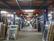 Finshed product warehouse