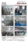 SGS Cerifition Report of Factory