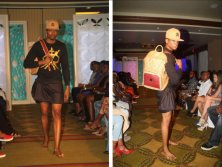 Client′s fashion show