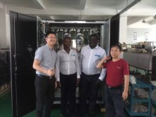 Zimbabwe Exclusive Distributor for a Factory Tour