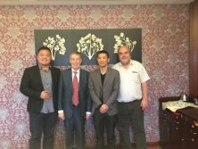 Customers From German Visited Our Factory