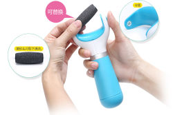 Easy carrying foot care electronic foot callus remover dead skin