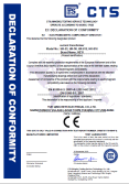 CE certificate for HK series one button clamp-on split core CTs