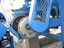 ATA Series Shaft Mounted Conveyor Gearbox Used in Mining Industry