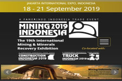 Mining Indonesia 2019 Exhibitions