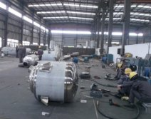 Our Vessel / Tank Workshop