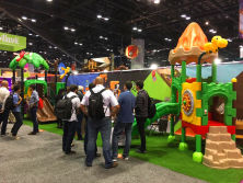 IAAPA Expo in USA ,FLORIDA ,2016