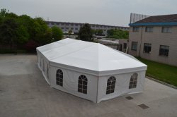 Aluminum Polygonal Tent for Parties, Events, Trade Show