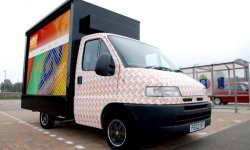 LED Moving Screen, LED Van signs, Truck Display, LED Advertising Board