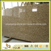 Tiger Skin Yellow Granite Slab for Countertop or Paving
