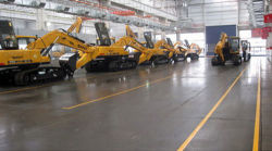 Our Excavators will going to Australia