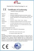 Pad Printer CE Certificate