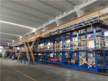 asphalt shingle prodution line