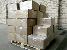 Express Shipment for Fiber Optic Patch Cables