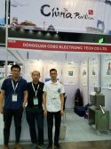 1. We took part in InterPlas Thailand 2017 in June 21-24, 2017 at BITEC.