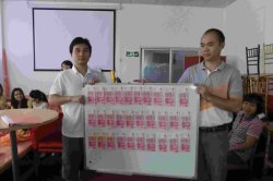 Xinyimei Sales team activity