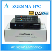 ZGEMMA H7C 4K UHD Receiver Support Multistream, Kodi, CI plus