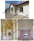 Project of Luxury House in Russia