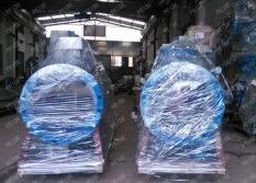 5 sets of dynamic ionization release water processors have been freighted to Shanghai successfully