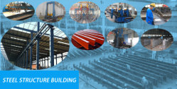 Steel Structure Building production