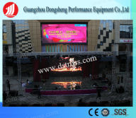 Popular Truss Display Fashion Show Stage Glass Stage