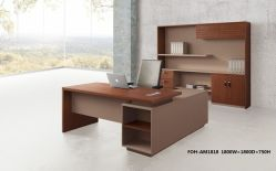 FOH Office Modern Design Wooden CEO Executive Table