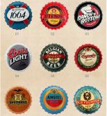 Hot Selling Beer Signs Decorative Craft Gift Wall Metal Plaque