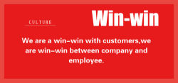 Perfect Insist on Pursuing Win-Win Solutions with Customers