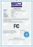 FCC of LM5050